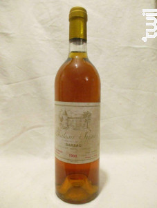 Château Suau - Château Suau - 1988 - Blanc