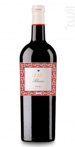 Rioja Seleccion - IZADI - 2014 - Rouge