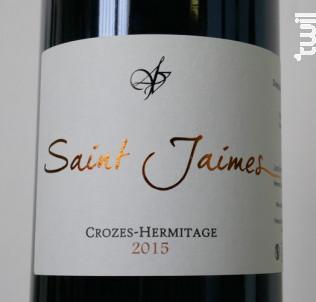Saint Jaimes - Domaine les 4 vents - 2016 - Rouge