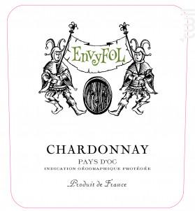 Envyfol - Chardonnay - Maison Lavau - 2016 - Blanc