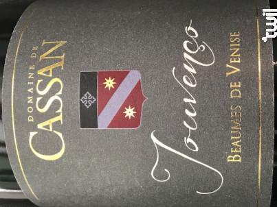 Juvenço - Domaine de Cassan - 2013 - Rouge