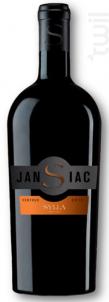 Jansiac - Les Vins de Sylla - 2016 - Rouge