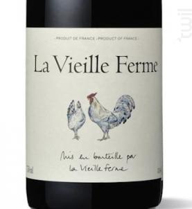 La Vieille Ferme - Ventoux - Famille Perrin - La Vieille Ferme - 2016 - Rouge