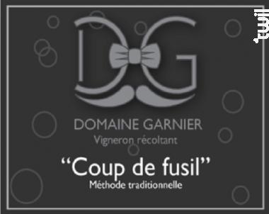 Le Coup de Fusil - DOMAINE GARNIER - Non millésimé - Effervescent