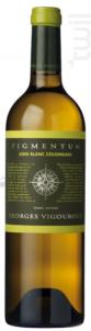 Pigmentum Ugni Blanc - Colombard - Georges Vigouroux - Pigmentum - 2017 - Blanc