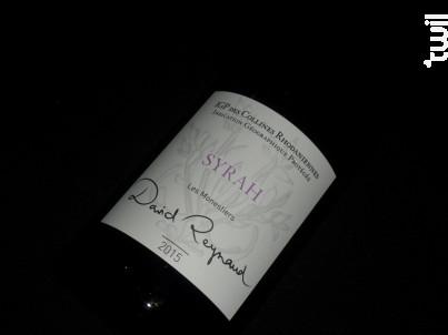 Syrah Les Monestiers - Domaine les Bruyeres - David Reynaud - 2015 - Rouge