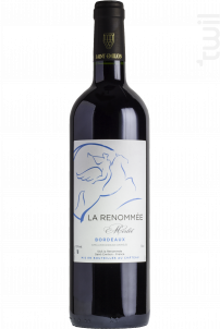 La Renommée - Château La Renommée - 2016 - Rouge
