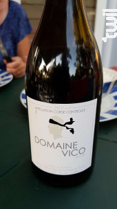 Domaine vico - Domaine Vico - 2018 - Rouge
