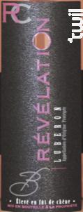 Révélation - Cave de Bonnieux - 2016 - Rosé