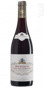 Bourgogne Vieilles Vignes de Pinot Noir - Albert Bichot - 2018 - Rouge