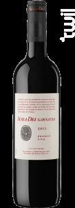 Scala Dei Garnatxa - Scala Dei - 2016 - Rouge