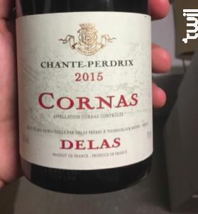 Cornas Chante Perdrix - Maison Delas - 2015 - Rouge