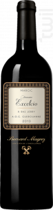Domaine Excelcio - Bernard Magrez - 2018 - Rouge