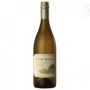 Chenin Blanc, Viognier - PINE RIDGE - 2016 - Blanc