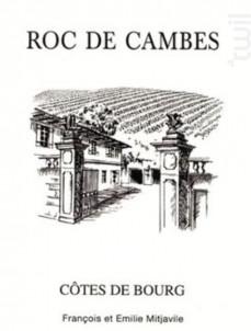 Château Roc de Cambes - Château Roc de Cambes - 2015 - Rouge