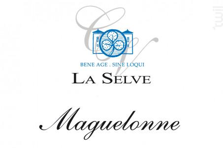 Maguelonne - Château de la Selve - 2017 - Rosé