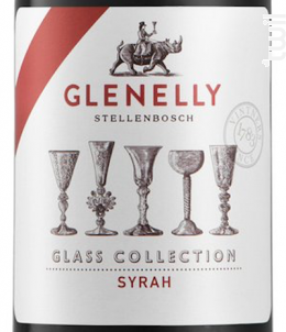 GLASS COLLECTION - SYRAH - GLENELLY - 2015 - Rouge