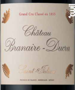 Château Branaire-Ducru - Château Branaire-Ducru - 2004 - Rouge