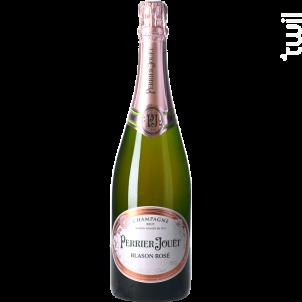 Champagne Perrier-jouët Blason Rosé - Perrier-Jouët - Non millésimé - Effervescent