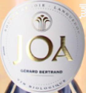 Joa - Maison Gérard Bertrand - 2018 - Rosé