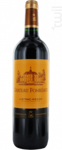Château Fonréaud - Château Fonréaud - 2018 - Rouge