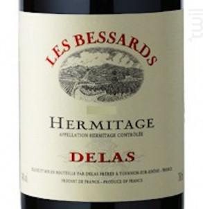 Les Bessards - Maison Delas - 2012 - Rouge
