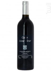 Cuvée Anne Fleur - Domaine de Dernacueillette - 2014 - Rouge