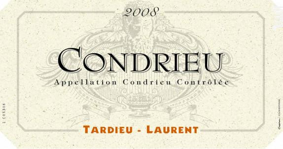 Condrieu - Maison Tardieu Laurent - 2013 - Blanc