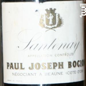 Domaine Paul Joseph Bocion - Domaine Paul Joseph Bocion - 1974 - Rouge