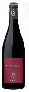 Baroques - Domaine Maby - 2017 - Rouge