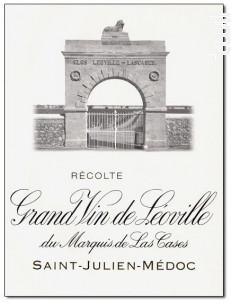 Grand Vin de Léoville du Marquis de Las Cases - Château Léoville Las Cases - 2008 - Rouge