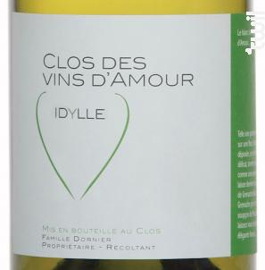 Idylle - Clos des Vins d'Amour - 2016 - Blanc