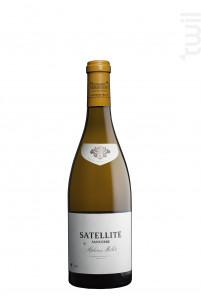 Satellite - Alphonse Mellot - 2012 - Blanc