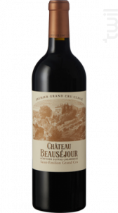 Château Beauséjour - Château Beauséjour - 2016 - Rouge