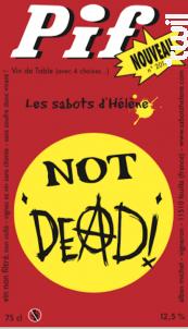 Pif Not Dead ! - Les Sabots d'Hélène - 2018 - Rouge