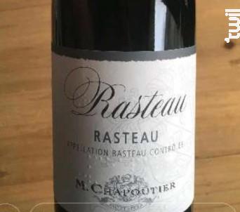 Rasteau - Maison M. Chapoutier - 2017 - Rouge