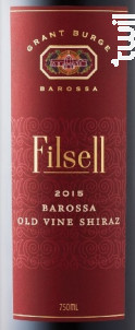 Filsell - shiraz - GRANT BURGE - 2015 - Blanc