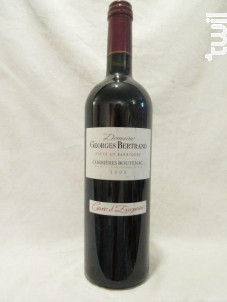 Domaine Georges Bertrand - Domaine Georges Bertrand - 2008 - Rouge