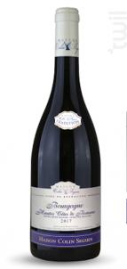 Bourgogne Hautes Côtes de Beaune Tradition - Maison Colin Seguin - 2017 - Rouge