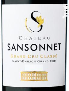 Château Sansonnet - Château Sansonnet - 2015 - Rouge