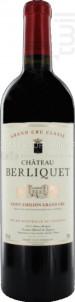 Château Berliquet - Château Berliquet - 2016 - Rouge