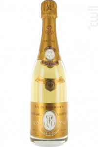 Cristal Brut Millésimé - Champagne Louis Roederer - 1997 - Effervescent