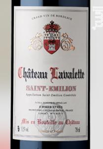 Château Lavalette - Domaine d'Arpaillan - 2016 - Rouge