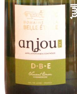 Anjou Blanc - Domaine de la Belle Etoile - 2017 - Blanc