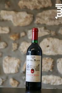 Clos du Cheval Blanc - Clos du Cheval Blanc - 1995 - Rouge