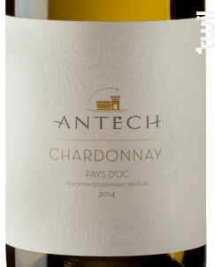 Chardonnay - MAISON ANTECH LIMOUX - 2018 - Blanc