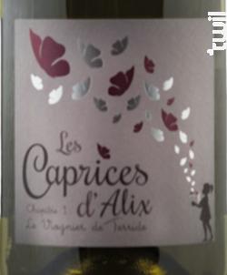 Les Caprices d'Alix - Château de Terride - 2020 - Blanc