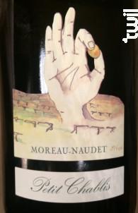 Petit Chablis - Domaine Moreau-Naudet - 2017 - Blanc