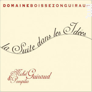 La Suite dans les Idées - Domaine Boissezon Guiraud - 2016 - Rouge