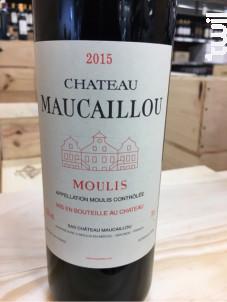 Château Maucaillou - Château Maucaillou - 2015 - Rouge